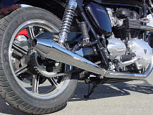 Thunderbike Triumph Bonneville 09+ SE & A1 Performance Exhaust Mufflers