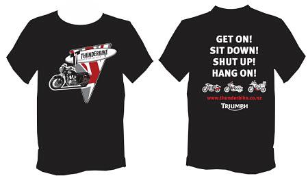 ThunderbikeT-Shirt