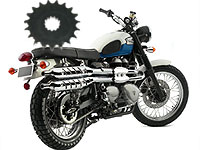 Front Sprockets for Triumph Twin Cylinder models