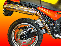 Tiger 955i Performance Muffler