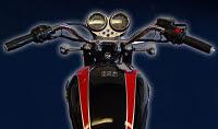 Thunderbike Triumph Bonneville & T100 Comfort Handlebar Kit