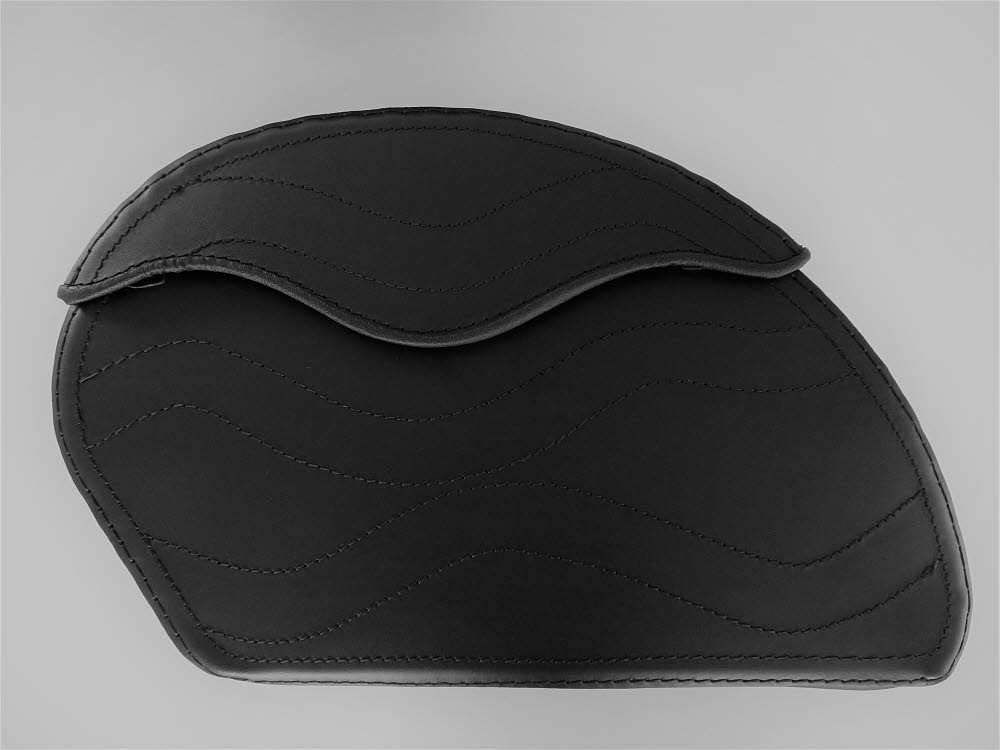 P102 Leather Saddlebag