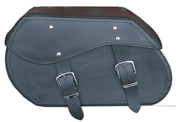 P101 Leather Saddlebag
