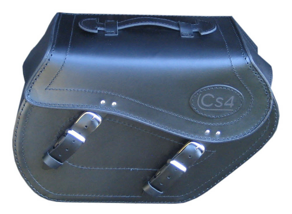 C5XL Leather Saddlebag