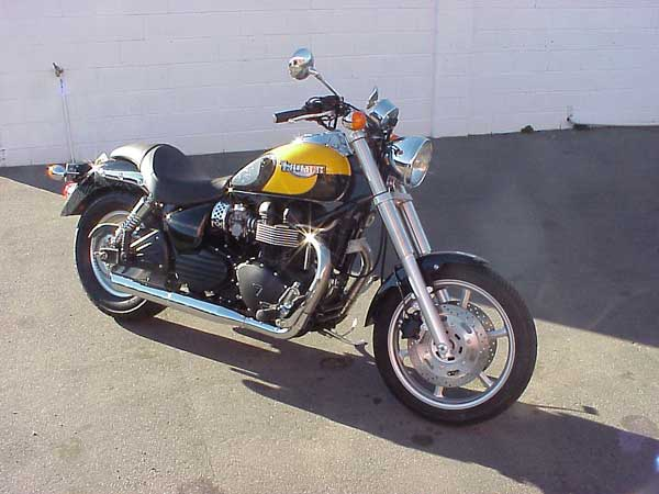 Thunderbike Shorty Performance Mufflers are approx 100mm (4) shorter than the long items.